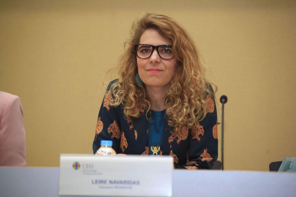 El Derecho a la Vida y su protección en España, testimonio postaborto Leire Navaridas
